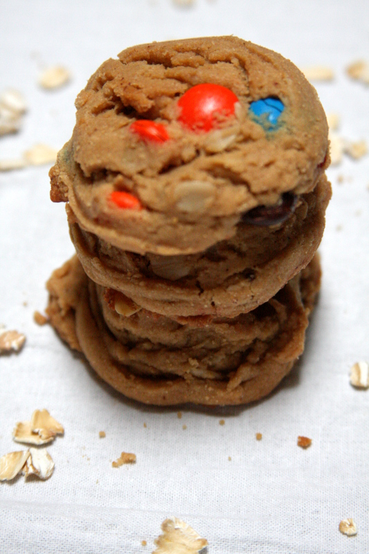 Brown Butter Monster Cookie Recipe