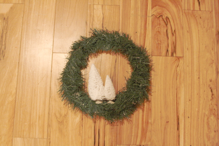 The Easiest And Cheapest Diy Wreath Ever